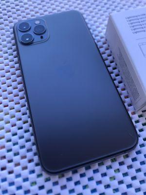 iPhone 11 Pro 64GB Space Gray Ready for T-Mobile MetroPCS Plus Apple Warranty for Sale in La Puente, CA