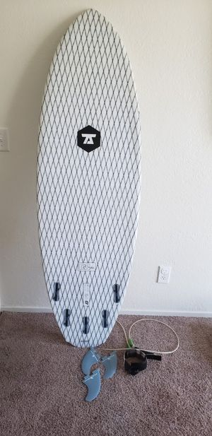 Surfboard 7S DOUBLE DOWN 5'8 for Sale in Hayward, CA