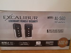 Car Alarm w/keyless entry super deal for Sale in Gulfport, MS