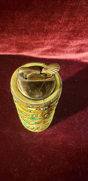 Vintage Italian ceramic table lighter for Sale in Portland, OR