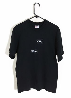 Supreme CDG Split Box Logo Tee for Sale in Industry, CA