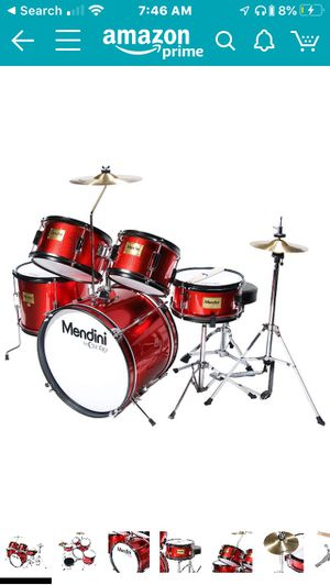 Mending Children's Drum Set - Like New for Sale in West Hartford, CT