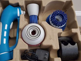 Electric Spin Scrubber, Cordless Scrubber for Sale in Herndon,  VA