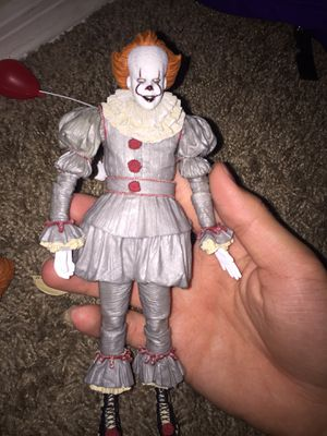 "Neca ""7"" Pennywise 2017 Figure (Brand New) for Sale in Phoenix, AZ"