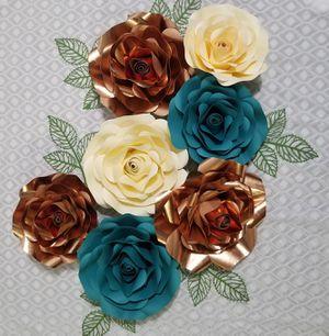 Paper flower for Sale in Cerritos, CA