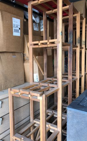 Wooden storage shelving for Sale in Modesto, CA