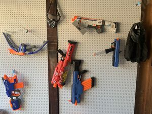 Nerf Guns and Bullets for Sale in Jurupa Valley, CA