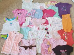 Newborn baby girl lot (45 pieces) for Sale in New Baltimore, MI