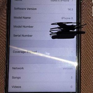 unlocked IPHONE 8 64 Gb for Sale in Carleton, MI