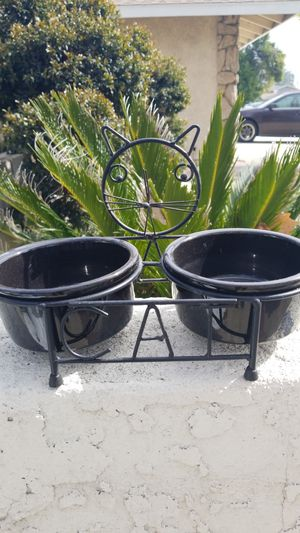 Cat bowl for Sale in Chino Hills, CA