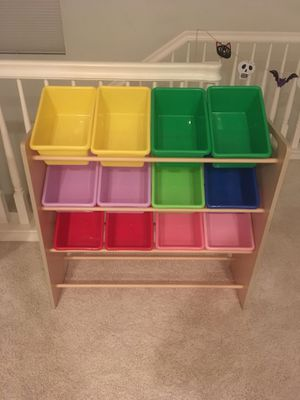 TOY ORGANIZER for Sale in Newport Beach, CA