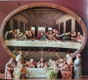 """La última cena de home Interior ,solo se vende el cuadro ,""""👀no tengo las figuras """" 👀 for Sale in Los Angeles, CA"""