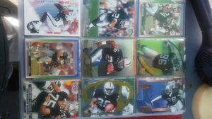RAIDERS. SAN FRASCISCO cards. $15 each for Sale in Modesto, CA