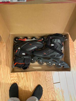 Zetrablade Rollerblades Men Size 11 for Sale in Arlington, VA