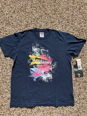 Brand New Men's Fred Segal Quiksilver Limited Edition T-Shirt / Shirt/ BNWT for Sale in Huntington Beach, CA