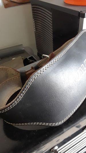 Valeo Leather Weight Belt for Sale in Violet, LA