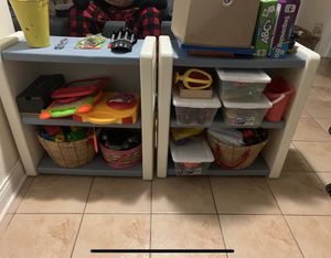 Kid shelves for Sale in Cicero, IL