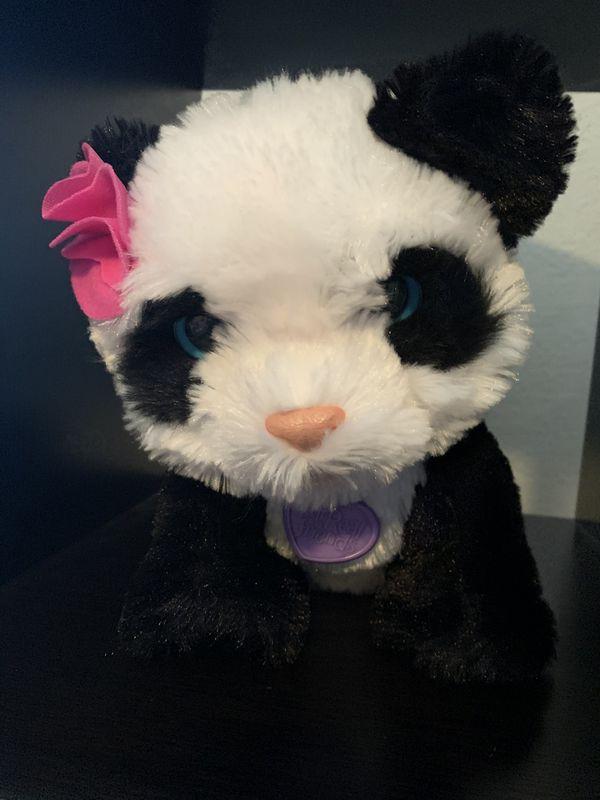 Panda FurReal Friend