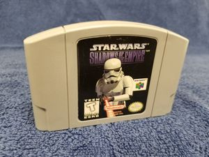 StarWars Shadows of the Empire N64 for Sale in San Diego, CA