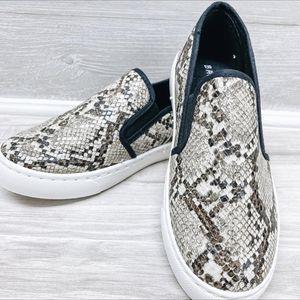Slip on Shoes in Beige Snake for Sale in Tucker, GA