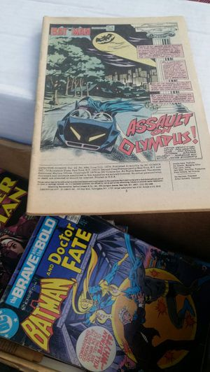 1979 Bat Man Comic for Sale in Cleveland, OH