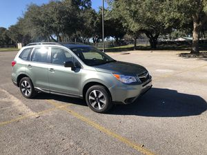 Subaru Forester 2017 10k Miles for Sale in Seffner, FL