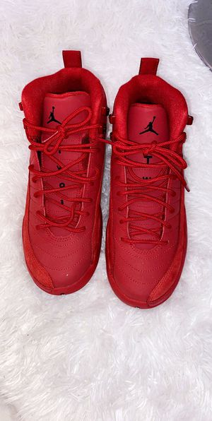 Micheal Jordan red shoes for Sale in Sterling Heights, MI
