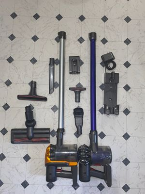Dyson DC59 and Dyson DC34 Cordless Vacuum for Sale in Queens, NY