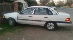 As is doesn't go over 25 miles 1991 ford tempo parts car for Sale in Empire, CA
