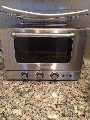 Cuisinart convention brick mini oven for Sale in Fairfax, VA