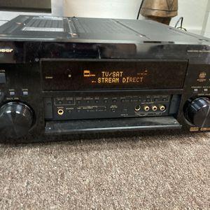Pioneer-elite-stereo-receiver-vsx-54TX for Sale in Huntington Beach, CA
