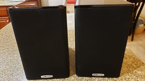 Stereo set with Yamaha amplifier and Polk Audio speakers for Sale in Riverside, CA
