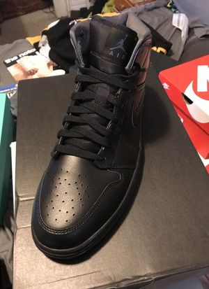 Size 12 brand new air Jordan 1 mids for Sale in Pittsburgh, PA