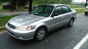 2000 Honda Civic LX runs great for Sale in Silver Spring, MD