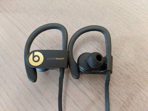 authentic Beats by Dr.Dre in-ear headphones - PowerBeats 3 - Certified Refurbished for Sale in Pflugerville, TX