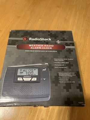 NEW in box Weather Radio for Sale in Rustburg, VA