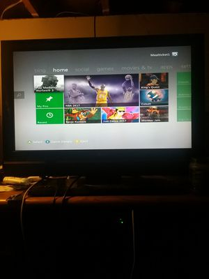 XBOX 360 - ONE CONTROLLER - 6 GAMES for Sale in Columbus, OH