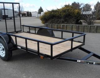 Utility trailer 10x5.5 for Sale in Humble,  TX