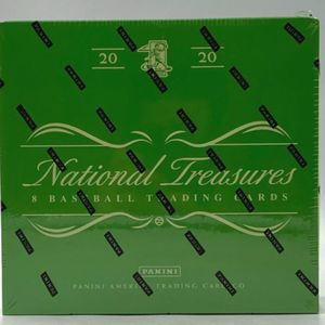2020 Panini National Treasures Baseball for Sale in Bell Gardens, CA