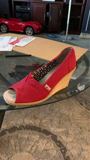 Original Toms Heels for Sale in Ontario, CA