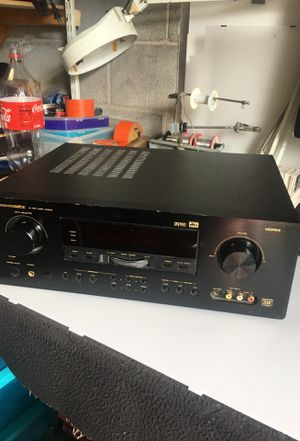 Marantz AV9000 5 Channel Amplifier for Sale in Houston, TX