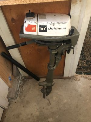 Boat motor ice auger trade for Sale in Billerica, MA