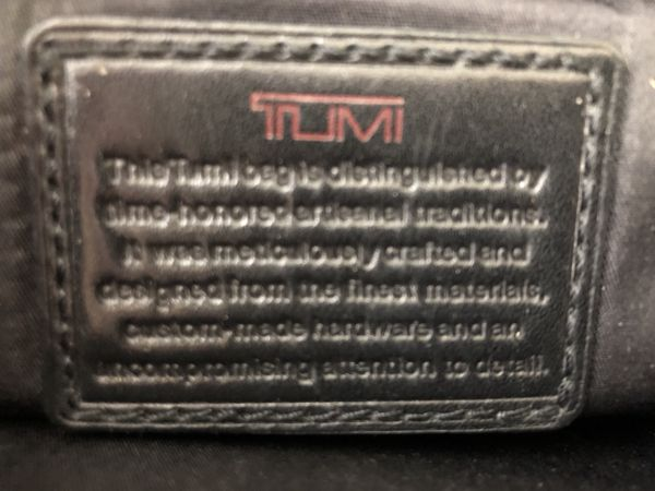 Tumi Leather Briefcase For Sale In Bellevue Wa Offerup