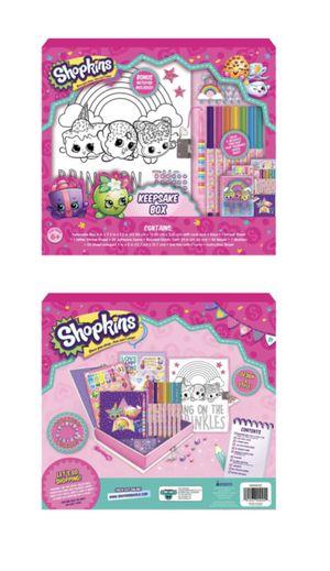 Shopkins keepsake box $8 each for Sale in Long Beach, CA