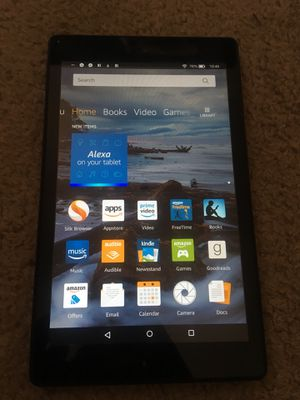 Kindle fire 8 for Sale in Washington, DC