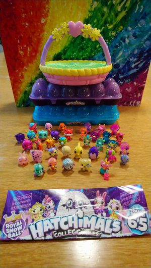 Hatchimals CollEGGtibles 39 items for Sale in Portland, OR