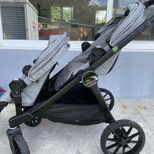 Baby jogger City Select Lux Double Stroller for Sale in Miami, FL