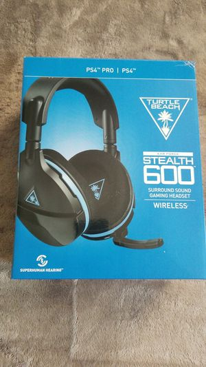 Stealth 600 wireless gaming headset for Sale in Pawtucket, RI