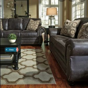 💎💎 Breville Charcoal Living Room Set for Sale in Reisterstown, MD