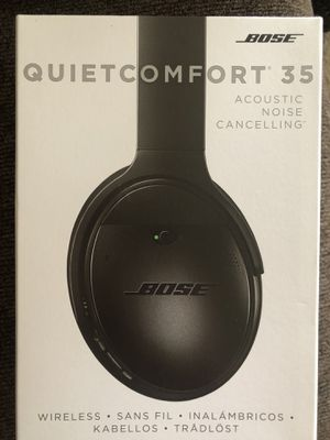 Bose QuietComfort 35 for Sale in Madera, CA